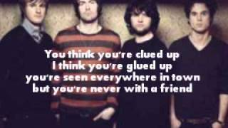 The Courteeners - Sycophant (Lyrics)