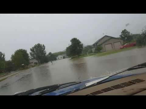 Centerville Flood run 2017