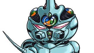 強殖装甲ガイバーOVA第1期発売記念。 ガイバーかっこいい。 Procreateで描き描き。 ( ・ω・)  )) みんな、ラクガキしようぜ!! チャンネル登録し...