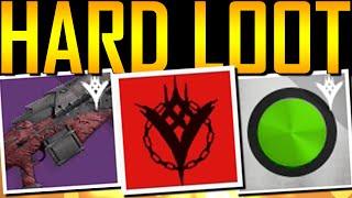 Destiny - HARD MODE RAID LOOT!