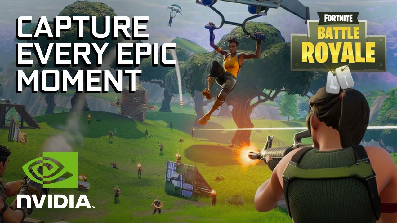 Fortnite Battle Royale: How To Enable NVIDIA Highlights