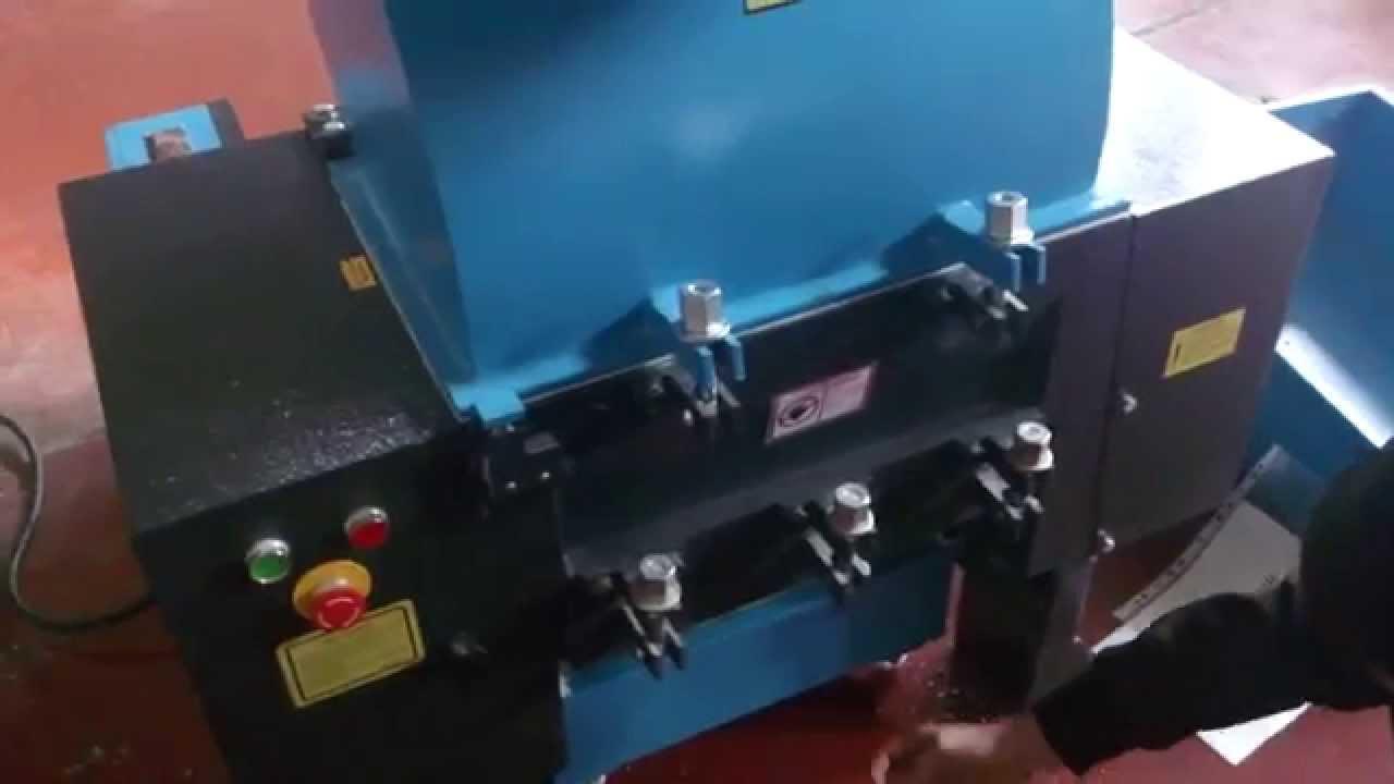 Измельчитель пластмассы своими руками