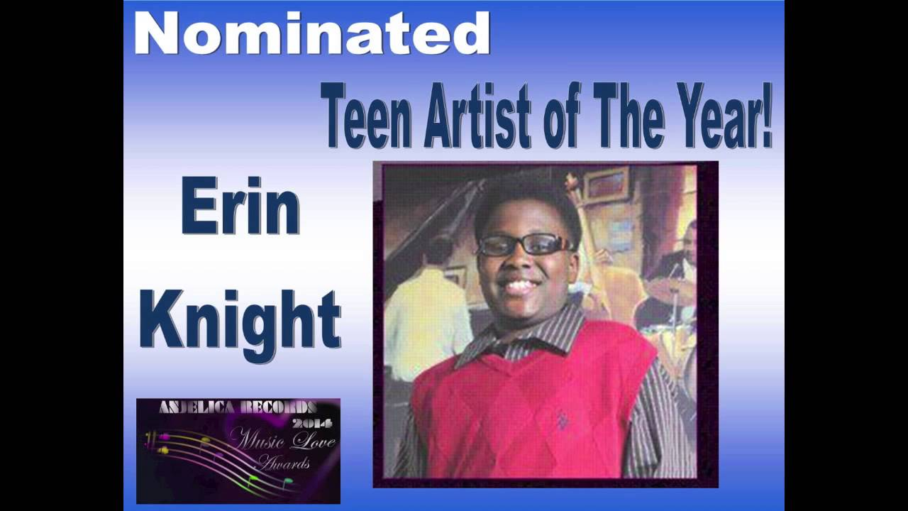 anjelica records music love awards teen artist of the year - youtube