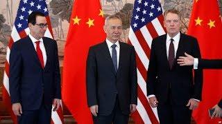 """5/14 时事大家谈:美中贸易较量,中国真有""""三张王牌""""?"""