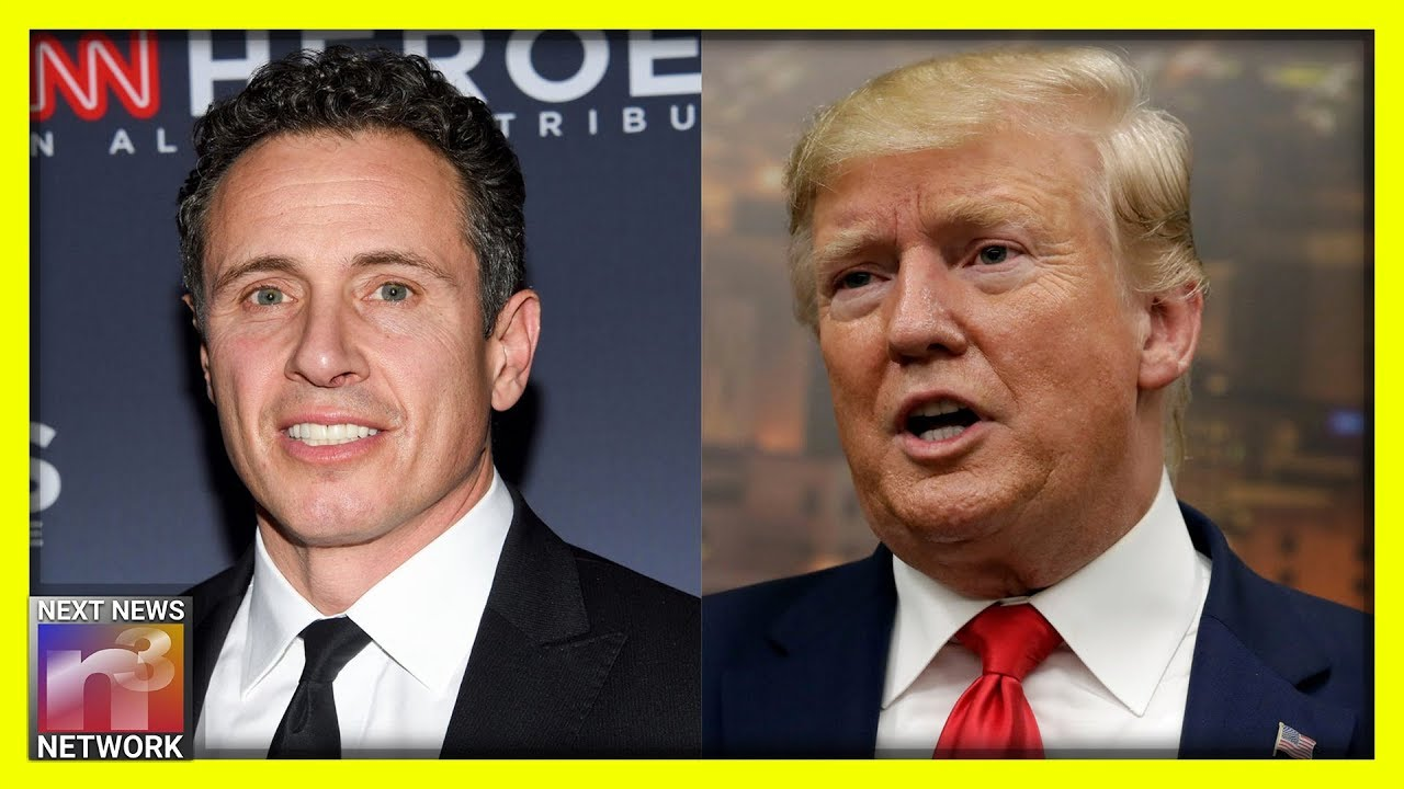 CNN's Quarantined Cuomo BUSTED Pushing DECEPTIVE Trump Video During Pathetic Rant