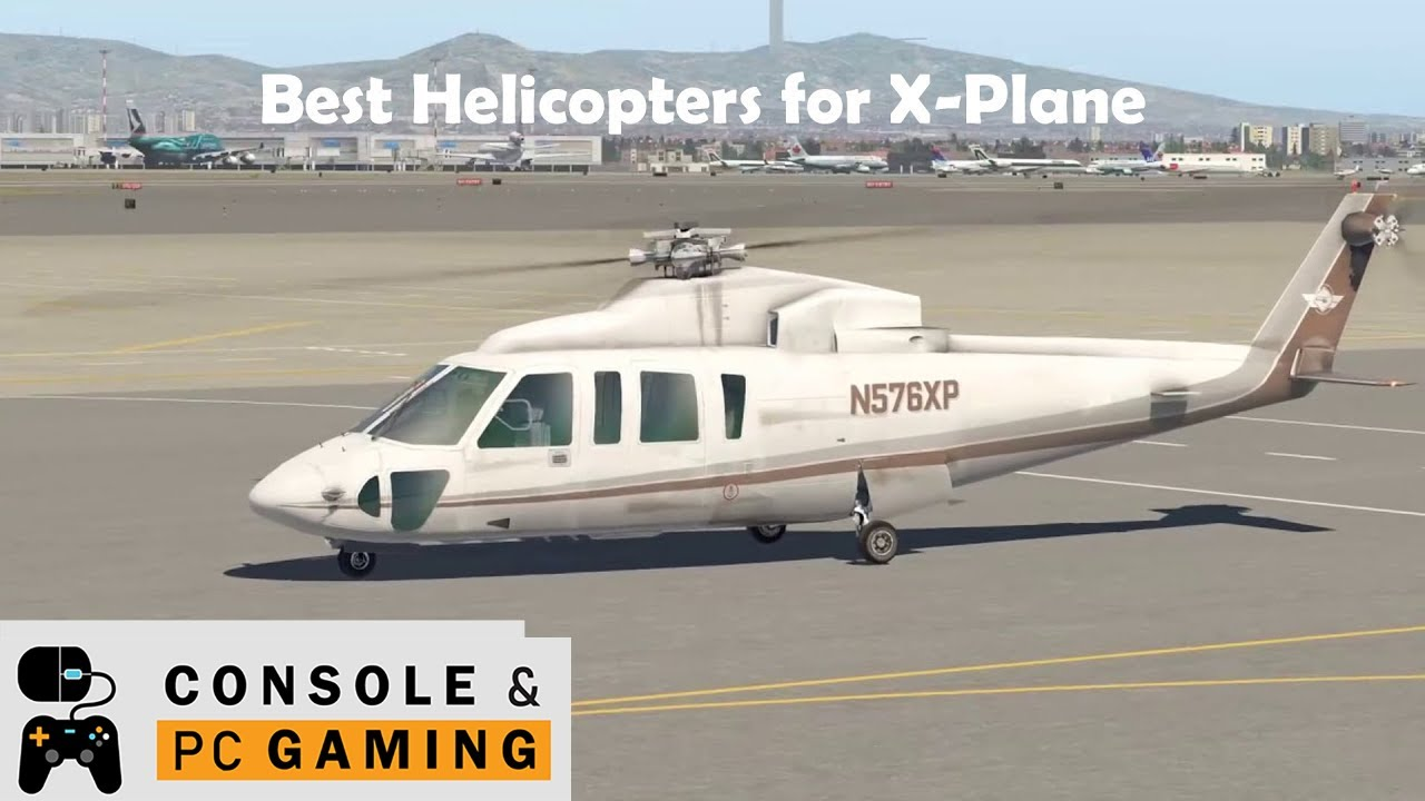 fight simulator x plane 11 sikorsky s 76 helicopter youtube rh youtube com Helicopter Shadow S-92 Helicopter