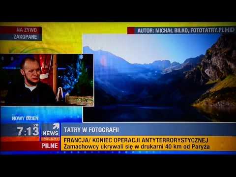 Michał Bilko - Polsat News