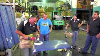Spray Painting and Dent Repair Lesson