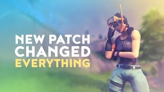 NEW PATCH CHANGED EVERYTHING! - HOW DO WE OVERCOME IT? (Fortnite Battle Royale)