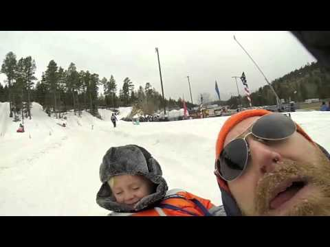 WINTER PARK - Ruidoso New Mexico - Zip Lining & Tubing