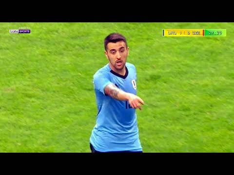 Matías Vecino vs Czech Republic(23/03/2018)Friendly HD 720p by轩旗