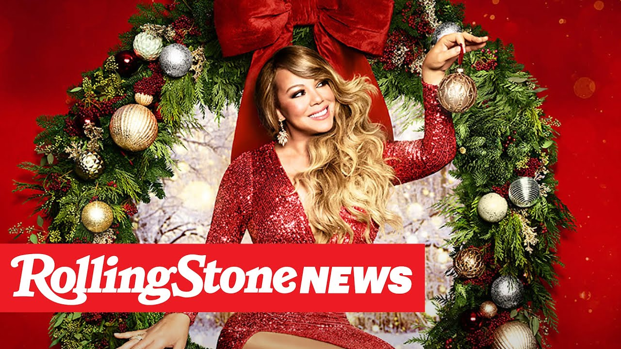 Mariah Carey Teams With Ariana Grande, Jennifer Hudson for New 'Oh Santa!' Video | RS News 12/4/20