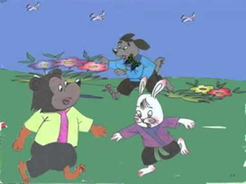 PeterĐỗPhương. Cáo, Thỏ, Gà Trống
