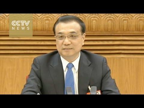 [V观] Premier Li discusses economy, structural reform with Shandong delegation