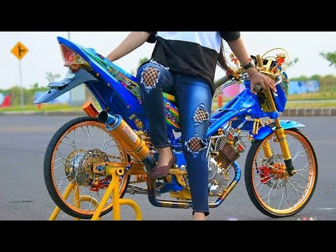 Gambar Modifikasi Satria Fu Thailand Modifikasi Satria Fu Kontes Street Racing Terbaru Youtube