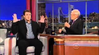 Nathan Fillion on Letterman [rus subtitles]