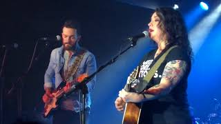 Ashley McBryde & Ryan Kinder - I Can't Make You Love Me - Live in London 2018