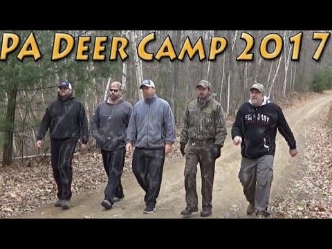 PA Deer Camp 2017