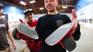 BEST FREE SKATE RIDERS IN THE WORLD?!?!?!