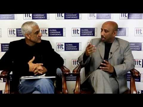 Vinod Khosla latest interview - Startup Fundamentals - at IITGLC 2015
