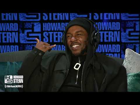 Kendrick Lamar Hung Up On Dr. Dre When The Rap Mogul First Called Him (2017)