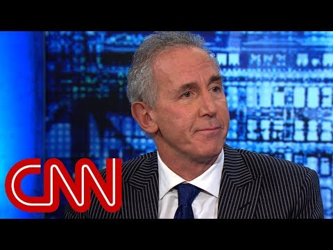 Tony Schwartz: Trump is awed and afraid of black people