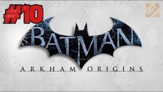 Batman; Arkham Origins Playthrough Ep.10 - Jezebel Plaza Fall Case Closed