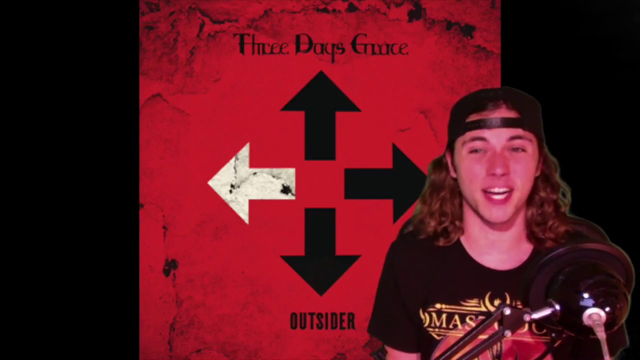Outsider (Three Days Grace) - Album Review