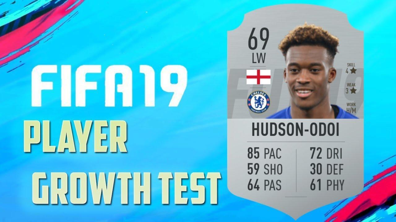 Hudson Odoi Fifa 19