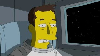 Starman Simpsons Ending