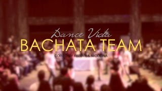 Bachata at Nordic Salsa Experience from Dance Vida bachata team