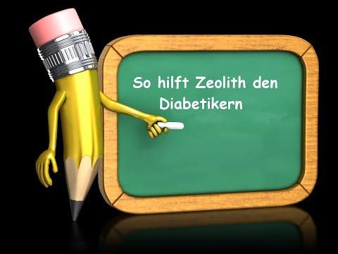 """Zeolith-Seminar - """"Hilfe für Diabetiker"""""""