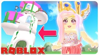 👑 EXPENSE ALL MY ROBUX IN THE NEW TOWER OF PRINCESSES! - Seepcity Roblox Suliin