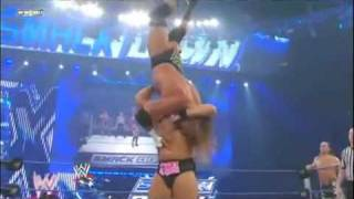 David Hart Smith Vertical Suplex