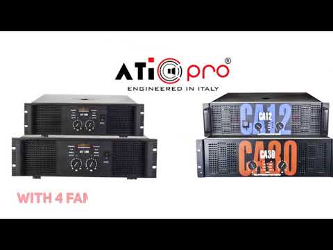 Ati Pro Company Profile  Best Leading Technology Brand of Italy