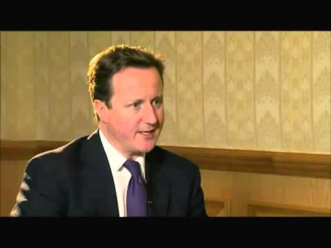 "David Cameron: Why Israel is allowed Nukes, but Iran is Not ""Special Case"""