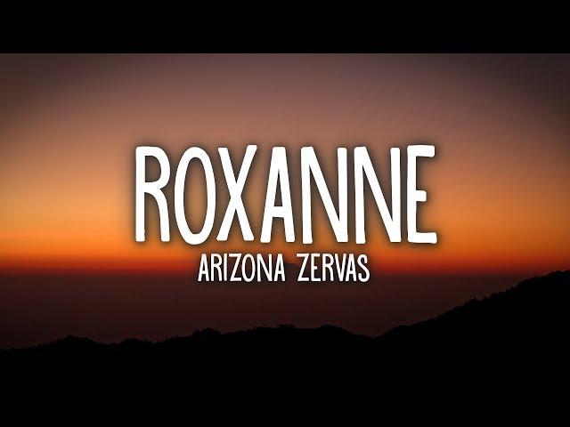 Roxanne Mp3 Download 320kbps