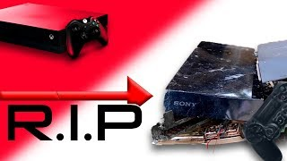 """PlayStation SMASHED By Xbox One vs PS4 Hit piece 