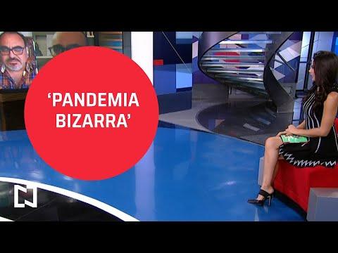 'Pandemia bizarra', la cuarentena que nadie quiere recordar - Al Aire