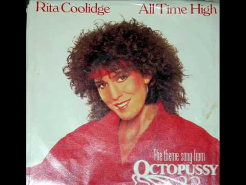 Rita Coolidge: All Time High (Barry / Rice, 1983) - Vintage Images