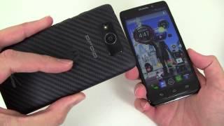 Motorola DROID MAXX Unboxing