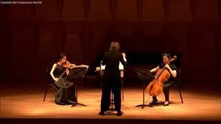 DaeSeob Han : Schwarzer Atem für Violine, Bratsche und Violoncello