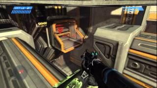 Halo: Combat Evolved Anniversary Campaña (Misión 10 FINAL) Las fauces