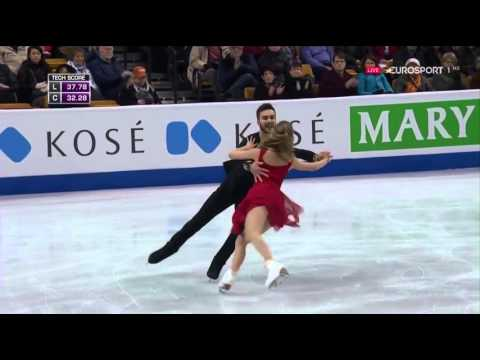 2016 Worlds   Dance   SD   Gabriella Papadakis & Guillaume Cizeron   Charms by Abel Korzeniowski