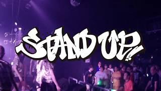 『STAND UP!!』Live at MATSUYAMA SALONKITTY,2018.7.16