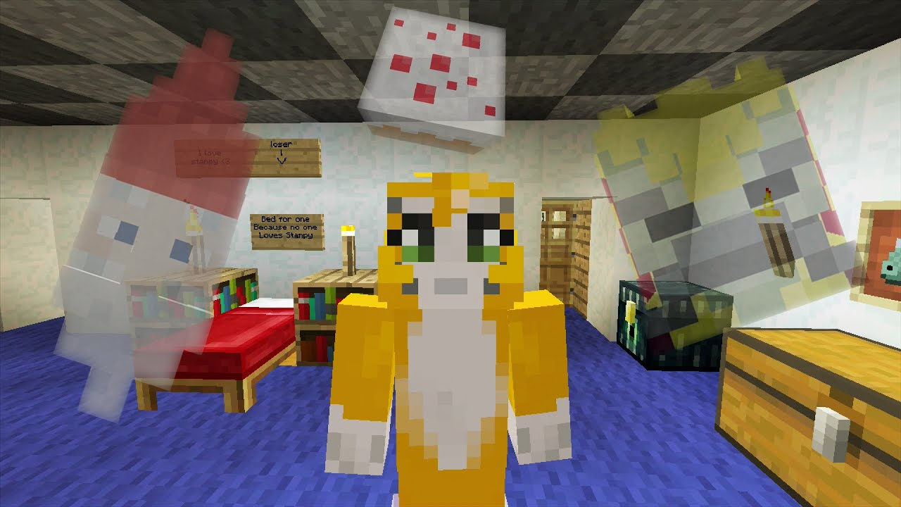 Minecraft Videos Stampy Cat Clone