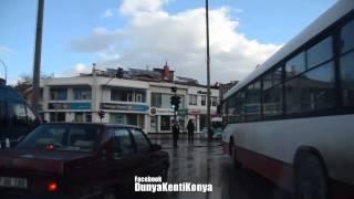 Konya Sokaklarında - 17 Ocak 2012 - Saat 08:50
