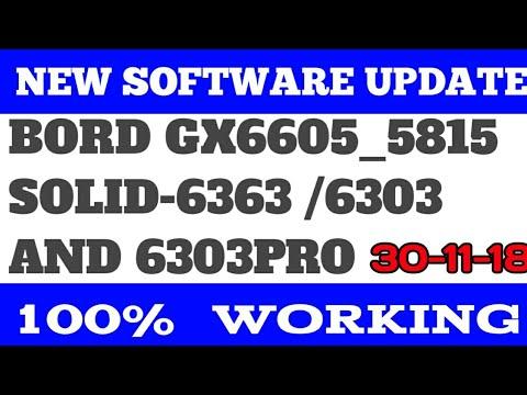 GX6605_5815_V3 WELCOME LOGO GETMECOM NEW SOFTWARE