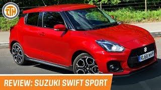 Wow! Suzuki Swift Sport - Full 2019 Car Review Video