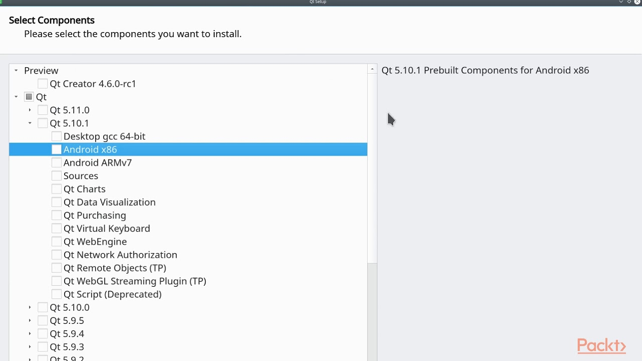 Mastering Qt 5 GUI Programming: Qt Widgets in Android | packtpub com